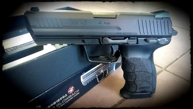 [Vente] Hk45 Tokyo Marui, Neuf 2 Chargeurs ! Photos In ^^ 20160715_125806