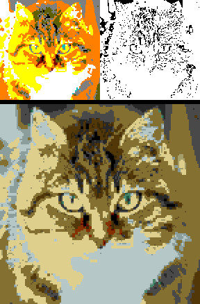 Image-to-map conversion Cat3
