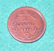 Honduras 2 centavos 1912 488204_F3-_EBCD-4981-8_AE2-_D90_F73401448
