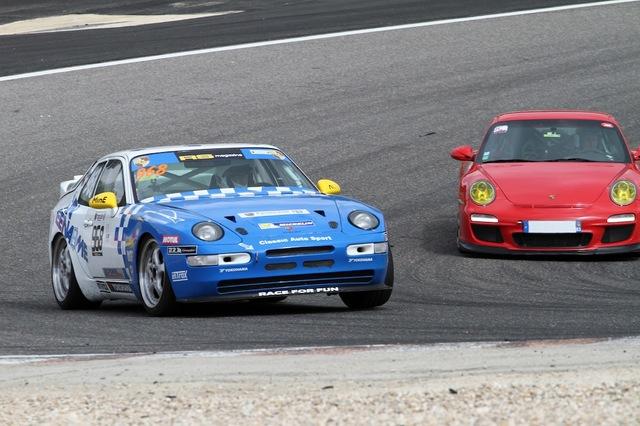 Trophée BRM Sport Cup 2016 avec le Porsche Club Motorsport - Page 2 968
