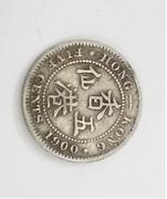 5 centimos 1900 Hong Kong Five_cents_1900