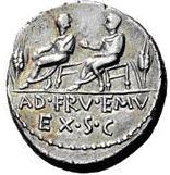 Glosario de monedas romanas. CUESTORES. Image