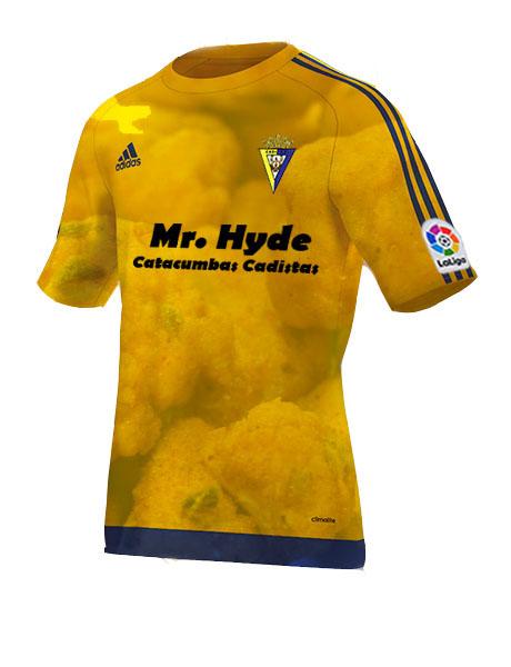 Catálogo Adidas 2016/17 - Cádiz CF (Posibles opciones)  Mrhyde
