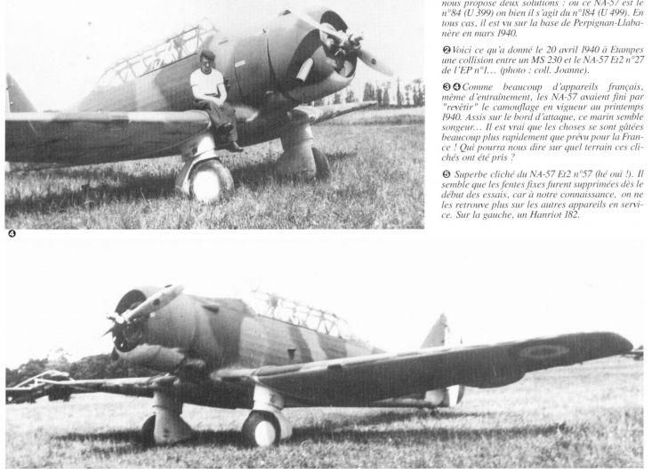 Francuski North American NAA-57 Avions62-2