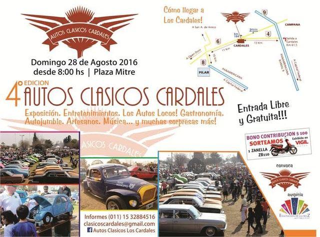 4° Expo Auto Clasicos Los Cardales - 28/08/16 13754077_1103993556326238_3083199063653239644_n