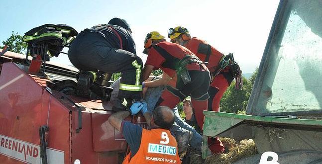 [SEGURIDAD] Accidentes, extremad las precauciones Herido_647x330