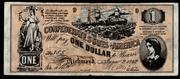 1 Dólar 1.862 Estados Unidos Confederados, Opinión Confederado_1