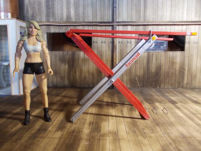 Diorama: Taller mecánico clásico, escala 1/10 DSCN6493