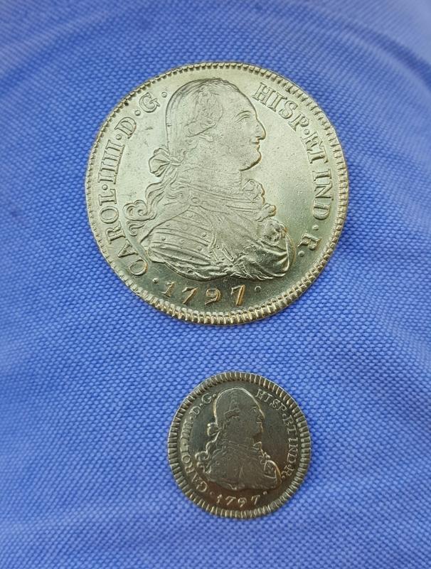 1 escudo 1797. Carlos IV. Popayan 20160713_183623_1