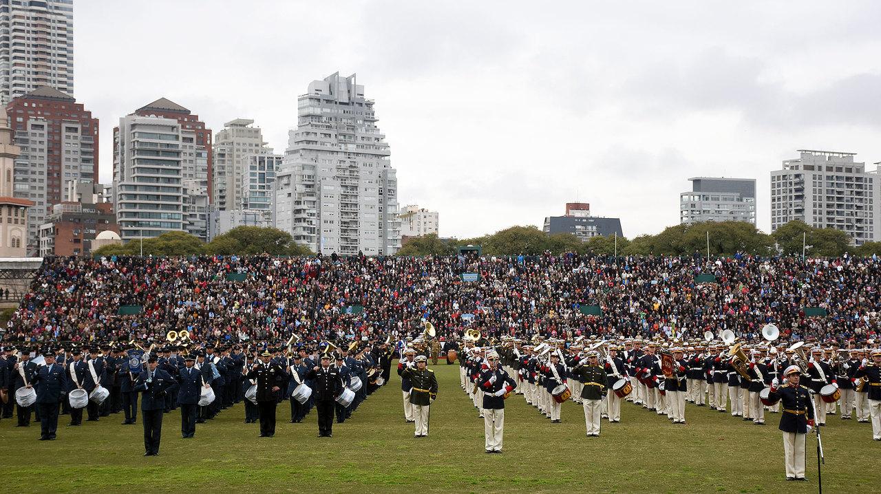Festejos por el Bicentenario de Argentina Image