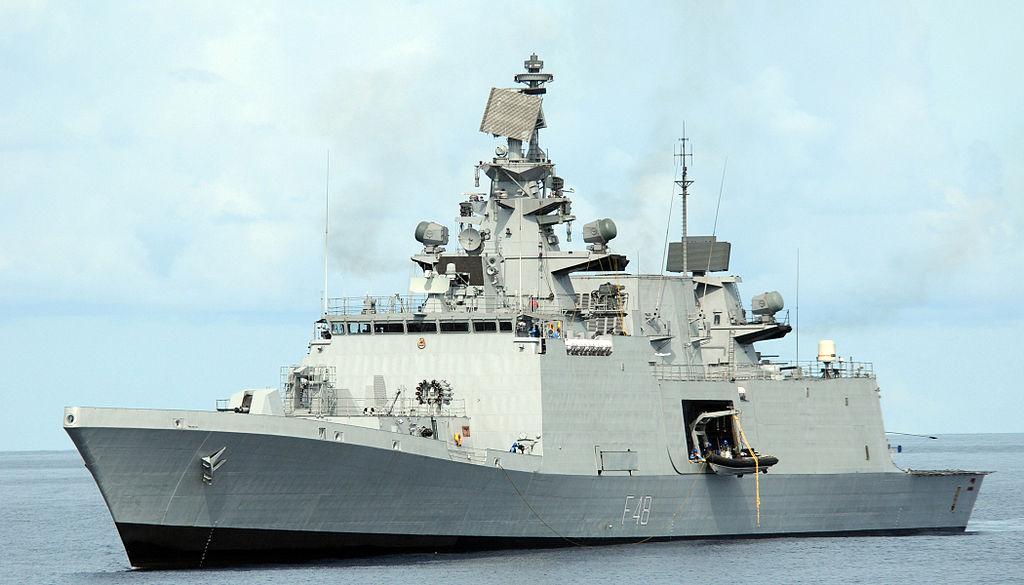 Ejercicio RIMPAC 2016 - La Armada de Mexico ya esta enfilada a participar entre Junio y  Agosto del 2016!!! - Página 2 A_INS_Satpura_F_48