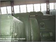 Советская 122 мм средняя САУ СУ-122,  Танковый музей, Кубинка 122_023