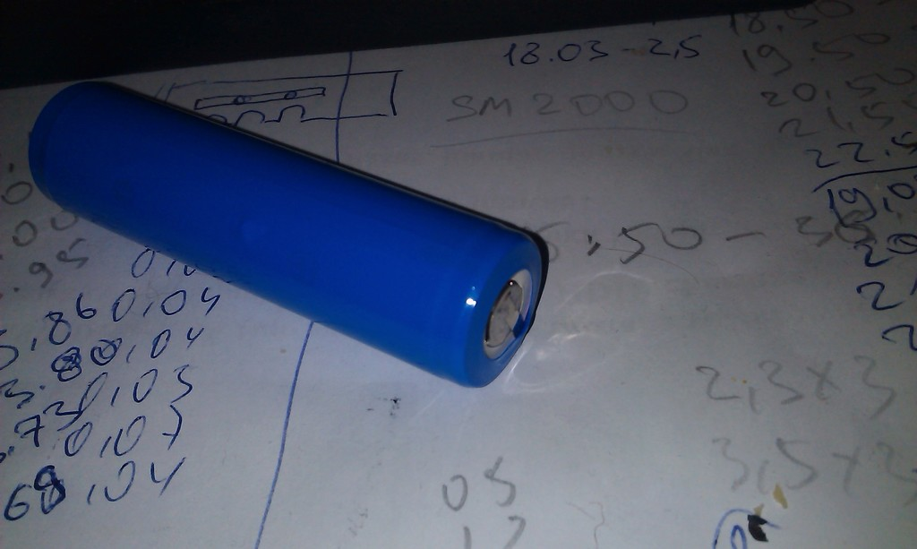 Аккумуляторы 18650 от батарей ноутбуков IMAG1159