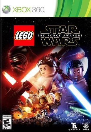 LEGO Star Wars The Force Awakens (2016) - FULL ITA Lgg