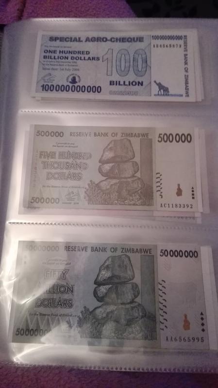 Billetes inflacionarios de Zimbabwe: aumento exponencial del precio IMG_20171221_180908