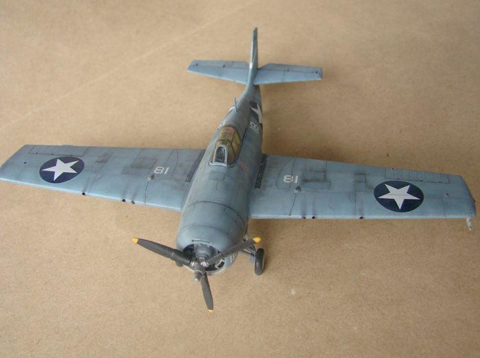 F4F-4 Wildcat, Hasegawa, 1/72 DSC02008