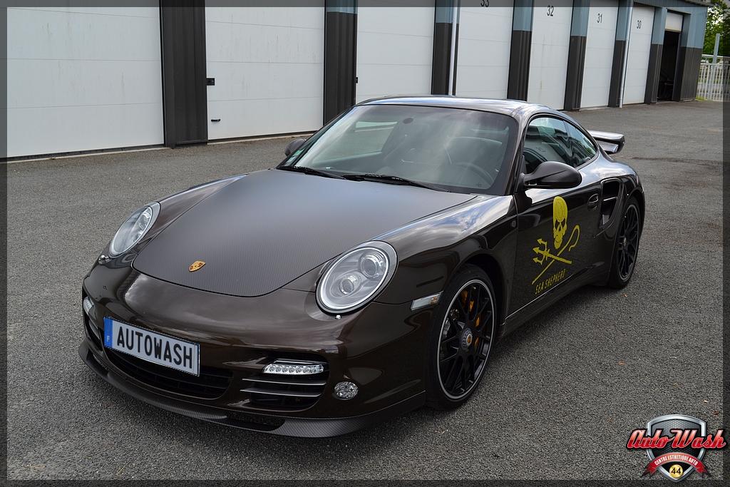 Bastien, d'AutoWash44 / Vlog n°6 - Macan S, 997 et 911 GT3 - Page 3 Image