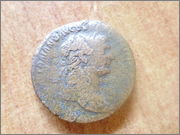 Sestercio de Trajano. S P Q R OPTIMO PRINCIPI - S C. Ceca Roma. P1340579