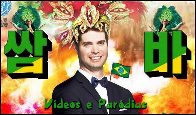 Carlos no V Concurso de Oratória em português na Coreia V_deos_e_Par_dias