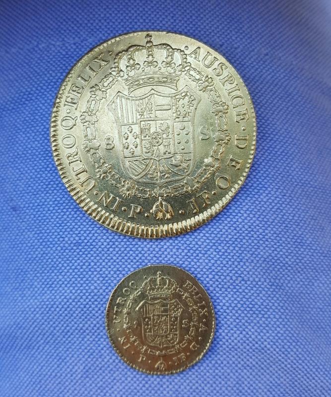 1 escudo 1797. Carlos IV. Popayan 20160713_183712_1