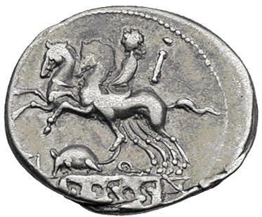 Glosario de monedas romanas. DESULTOR. Image