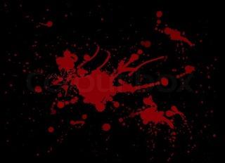 [A] El reflejo en las copas 5242503_red_blood_splash_painting_on_black