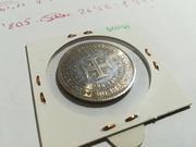 500 Reis Portugal 1898 Descubrimiento de la India Carlos I  IMG_20180514_200653