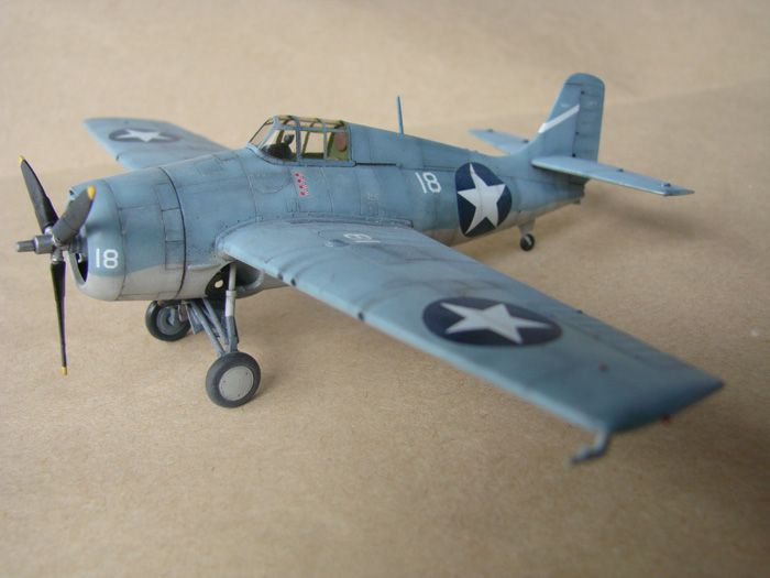 F4F-4 Wildcat, Hasegawa, 1/72 DSC02009