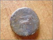 Sestercio de Adriano. IVSTITIA AVG - S C. Ceca Roma. P1340576