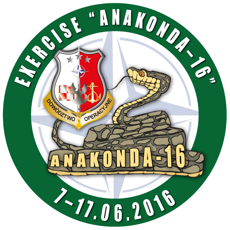 NATO/US Military Build up in Eastern Europe-Russian borders - Page 8 Anakonda16_EN