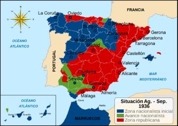 Cartera de la FNMT - 1973 - Francisco Franco MAPA_GUERRA_CIVIL