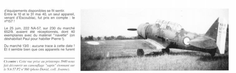 Francuski North American NAA-57 Avions62-1