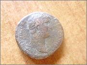 Sestercio de Adriano. IVSTITIA AVG - S C. Ceca Roma. P1340575
