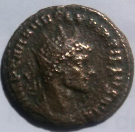 Antoniniano de Quintillo. MARTI PACIF. Ceca Roma. 1236340a_cfae_4855_91cf_abc61a61fc54_2