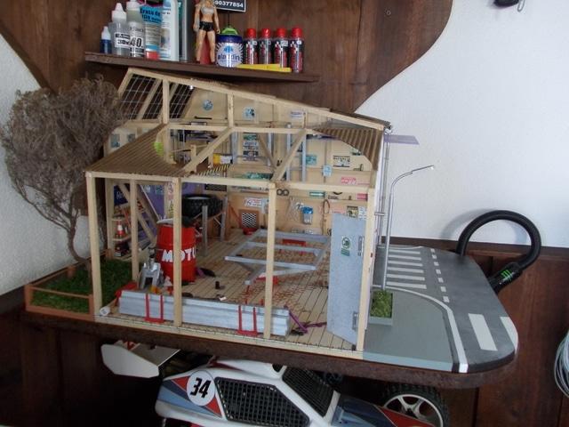 Diorama: Fabrica de remolques Peter34 Taller_1