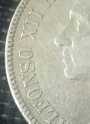 5 pesetas 1876. Alfonso XII. Le veis algo raro??? 20170218_165956_1