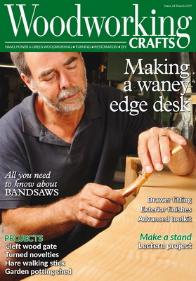 Woodworking Crafts 24 (March 2017) WWC24