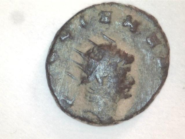 Antoniniano de Galieno. BON EVEN AVG / MT. Ceca Mediolanum. Image