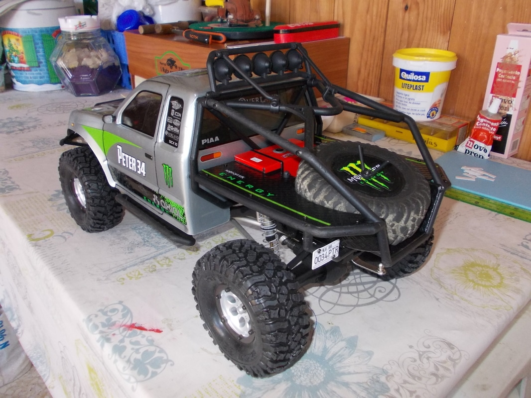 Axial scx10 Jeep Wrangler Unlimited Rubicon KIT - Página 4 Image