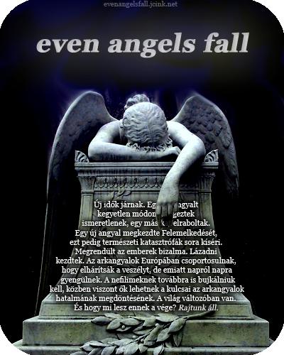 even angels fall Hirdet_s