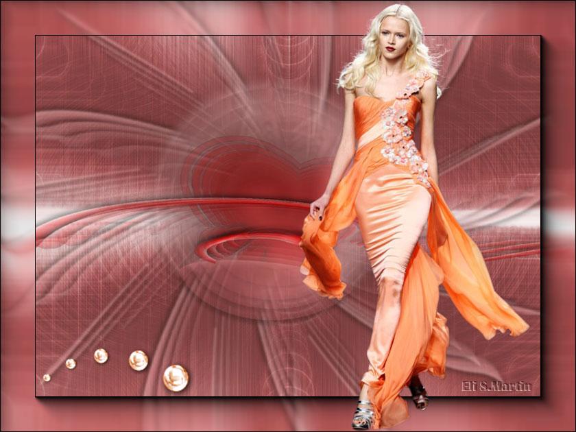 Mujer-Poser-Dibujo-vectorial Moda-1