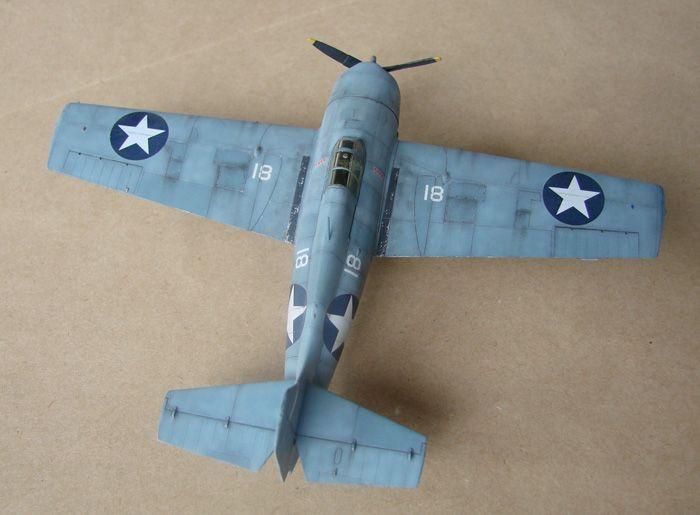 F4F-4 Wildcat, Hasegawa, 1/72 DSC02007