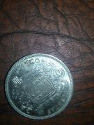 5 pesetas (Cabezón) de 1949 estrella 19/50. Alguien puede darme detalles y cuál puede ser su precio? IMG_20180513_111422