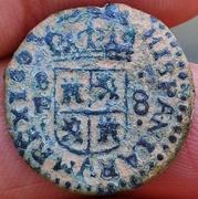 8 maravedis 1661. Felipe IV. Sevilla 8_maravedis_Felipe_IV_1661_Sevilla_2