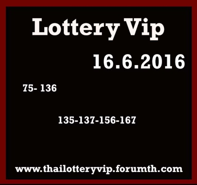 16.6.2016 Free Tips - Page 27 Vip