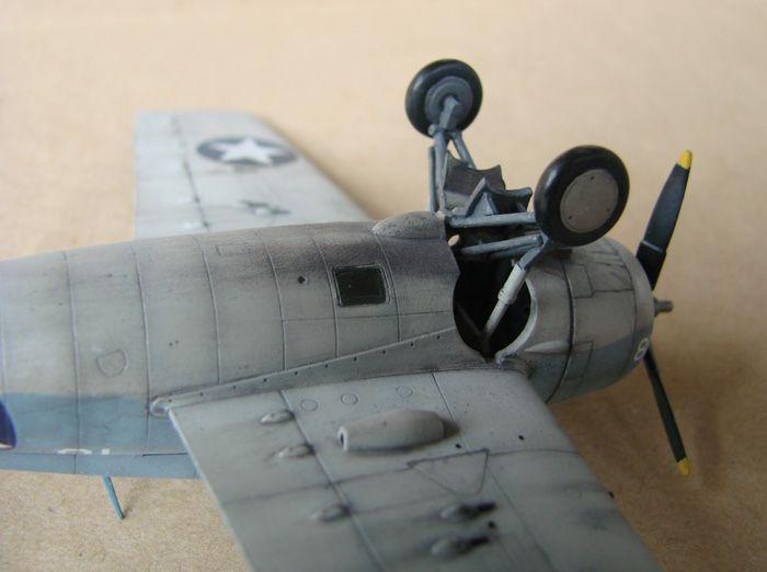 F4F-4 Wildcat, Hasegawa, 1/72 DSC02016