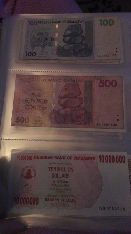 Billetes inflacionarios de Zimbabwe: aumento exponencial del precio IMG_20171221_180856