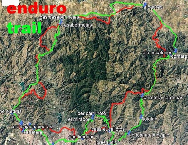 Trail Navidad 17 Nav