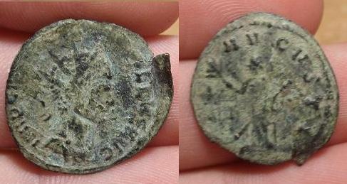 Antoniniano de Quintillo. PAX - AVGVSTI. Ceca Roma. 601210750_1