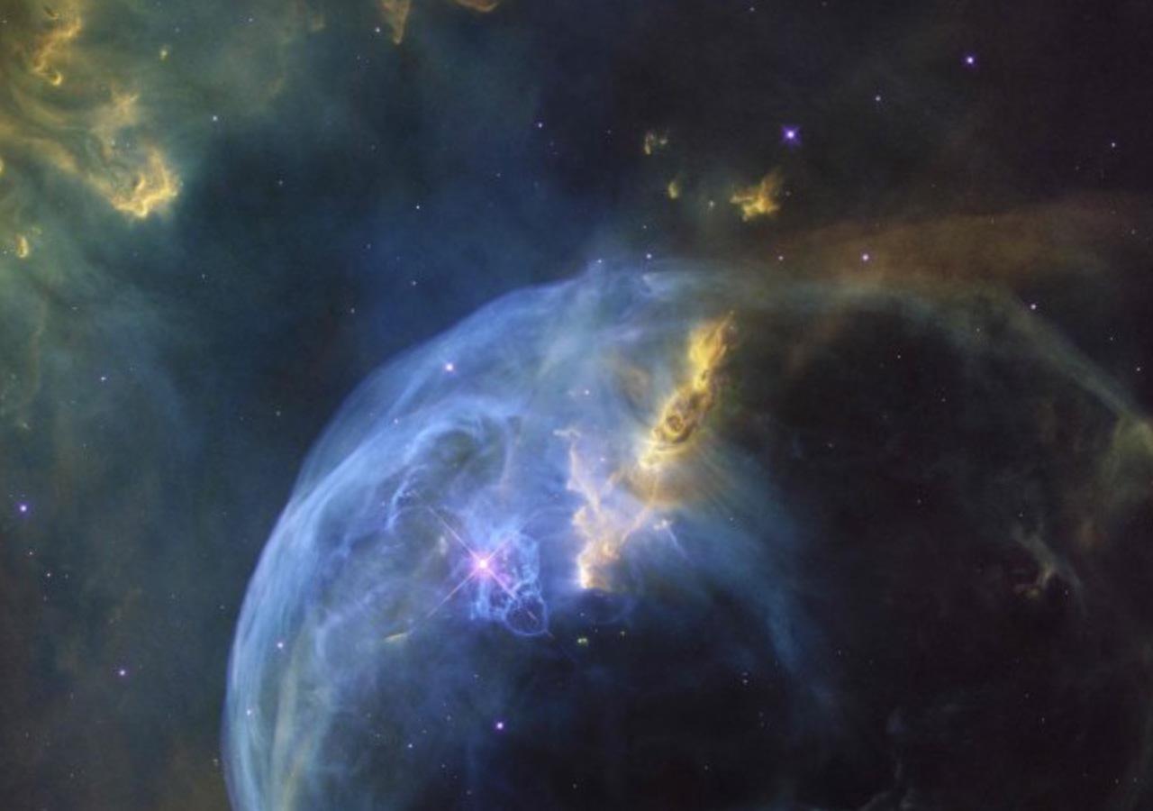 Die Erde, in der wir leben und der Raum, der die Welt ist - Seite 28 Blase_02